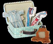 .Maileg, Micro Suitcase Boy