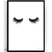 .Poster - Atelje Epifor (Eyelashes)