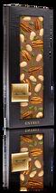 .chocoMe - Ljus choklad 40% (mandel, pekannötter, pistagenötter)