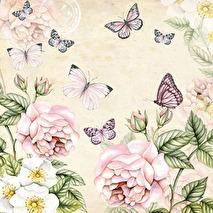 Ambiente Servetter - Botanical Cream