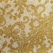 Ambiente Servetter - Elegance Lace Gold