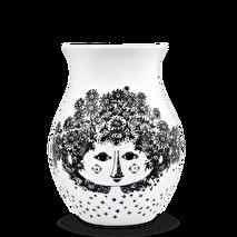 Björn Wiinblad Vas Felicia, 18 cm (svart)