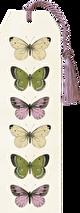 Bokmärke fjärilar, Sköna ting