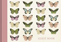 Gästbok Fjärilar