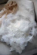 Jeanne d´Arc Living - Bröllopskrans (finns i 2 storlekar)