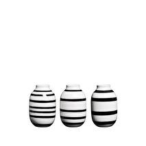 Kähler, Omaggio vas - svart (miniatyr)
