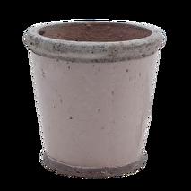 Pottery kruka (rosa)