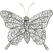 Fjäril i smide