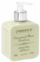 Durance Hand Cream Olive 300ml
