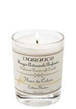 Durance Mini Candle Cotton Flower