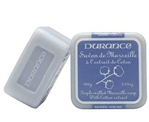 Durance Soap Triple Milled Cotton