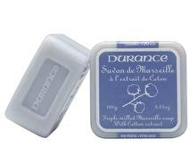 Durance Soap Triple Milled Cotton