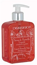 Durance Soap,  Poppy (Vallmo) 300ml