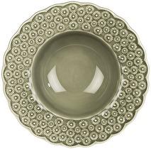 Potteryjo Ditsy Stor Djup Tallrik Faded Army 29cm