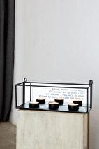 Maja, Vägglykta Mirror - Förhandsbeställning