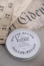Jeanne d´Arc Living Vintage Vax (vitt)