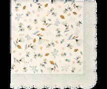 .Servett - Maileg (Flower Field Blue)