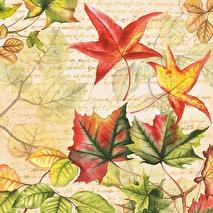 Ambiente Servetter - Autumn Time