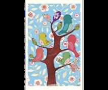 Kort - Maileg (Fåglar i träd)
