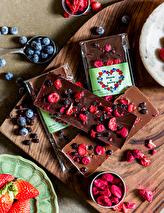 Chokladbiten i Ystad - Share a berry