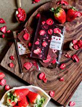 Chokladbiten i Ystad - Strawberry delight