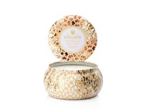 Voluspa 2-wick in tin - Prosecco Bellini (doftljus)