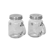 Salt- & pepparkar i glas