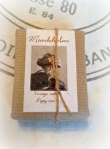 Munkholm Vintage tvål Poppy Rose (Vallmo)