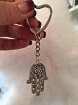 Nyckelring - Hand of Hamsa