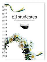 Fyll i bok, till studenten
