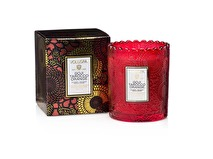 .Voluspa Scalloped Edge Candle - Goji & Tarocco Orange