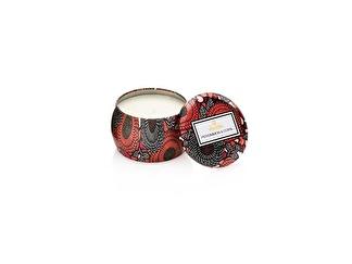 .Voluspa Decorative Tin Candle Persimmon & Copal (doftljus)