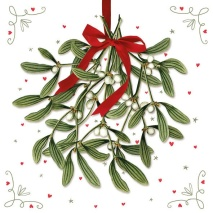 Ambiente Servetter - Mistletoe