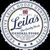 ..Leilas General Store - Liten skål, Ljusblå 15 cm