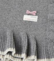 Odd Molly Pläd, Solid Lovely Knit Blanket