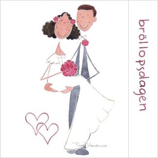 ..Dubbelt kort Bröllop (TJ Produktion)