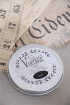Jeanne d´Arc Living Vintage Vax (svart)