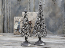 .Julgran fil de fer - Chic Antique