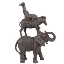 ..Miljögården Staty Animal Acrobat