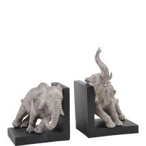 .Bokstöd elefant, Miljögården