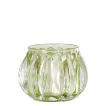 .Vega ljuslykta i glas, lime (liten)