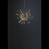 ...Firework, guld (dia: 30 cm)