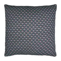 .Greengate Kuddfodral Victoria dark grey (50x50)