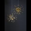 ..Firework, silver (dia 40 cm)
