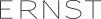 ..ERNST  Rund glasvas/ljuslykta med läderband, H 14cm