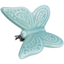 GreenGate Butterfly Ornament Pale Green (Fjäril)