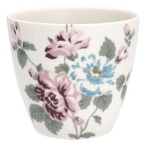 GreenGate Lattemugg Maude White