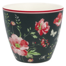 GreenGate Lattemugg Meadow Black