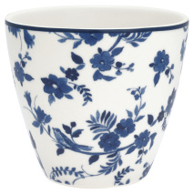 ...GreenGate Lattemugg Vanessa Blue