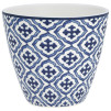 GreenGate Latte Mugg Hope Blue